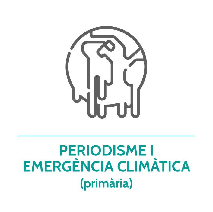 Botó per coneixer el taller de periodisme i emergència climàtica de Junior Report