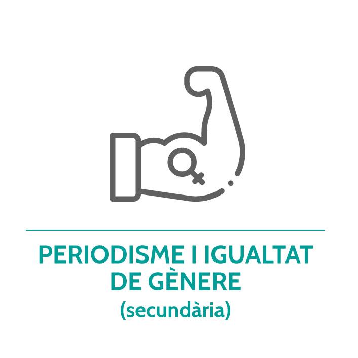 Botó per coneixer el taller de periodisme i igualtat de gènere de Junior Report