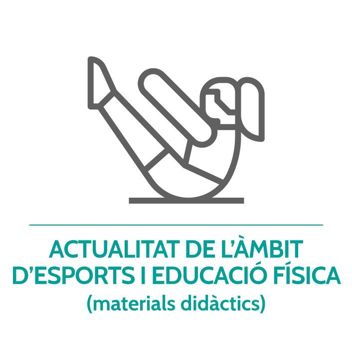 Botó per coneixer la hemeroteca de l'àmbit d'esports i educació física de Junior Report
