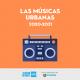Botón para conocer la Unidad Didáctica Las músicas urbanas de Junior Report Aula y Ecodes