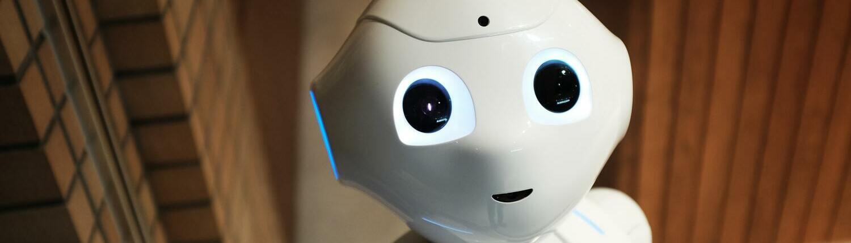 Fotografia d'un robot